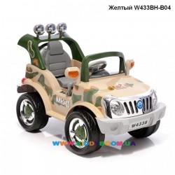 Детский электромобиль Geoby W433BH-E319