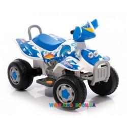 Детский электромобиль (квадроцикл) Geoby W422А