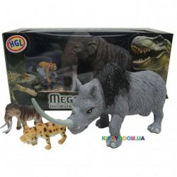 Игровой набор Megasaurs Ледниковый период Cерия C HGL SV13218