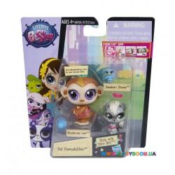 Набор Зверушка и малыш Little Pet Shop Hasbro А7313