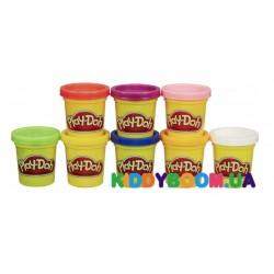 Набор пластилина Play-Doh 8 баночек Hasbro А7923