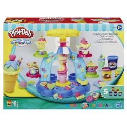 Набор пластилина Фабрика мороженого Hasbro В0306
