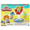 Набор с пластилином Сумасшедшие прически Play-Doh Hasbro В1155