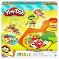 Набор с пластилином Пицца Play-Doh Hasbro В1856