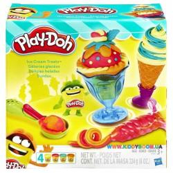 Набор с пластилином Инструменты мороженщика  Play-Doh Hasbro В1857