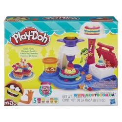 Набор пластилина Сладкая вечеринка Hasbro В3399