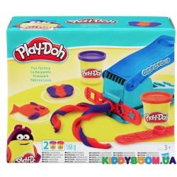 Игровой набор Play-Doh Веселая фабрика Hasbro В5554