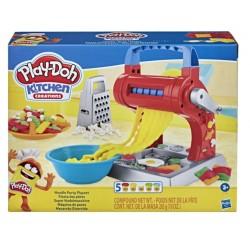 Набор для творчества с пластилином Плей До Hasbro Е7776 Вечеринка с лапшой