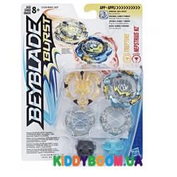 Игрушка-волчок Hasbro Beyblade (2 шт. в упавковке) С2285_В9491 в ассортименте