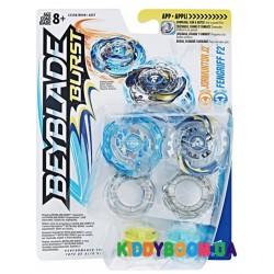 Игрушка-волчок Hasbro Beyblade (2 шт. в упаковке) С2356_В9491 в ассортименте