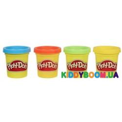 Набор пластилина Play-Doh (4 мини-баночки) Hasbro 23241