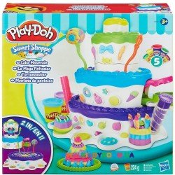 Набор пластилина Праздничный торт Play-Doh Hasbro A7401