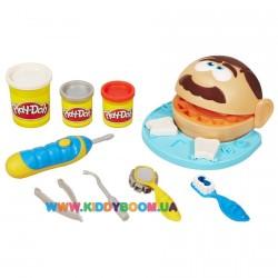 Набор пластилина Мистер зубастик Play-Doh Hasbro В5520