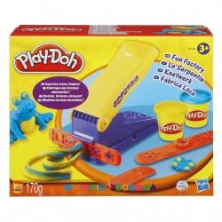 Мини набор пластилина Веселая фабрика Play-Doh Hasbro 90020