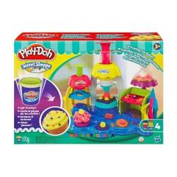"""Набор для лепки Play-Doh """"Фабрика пирожных"""" Hasbro A0318"""