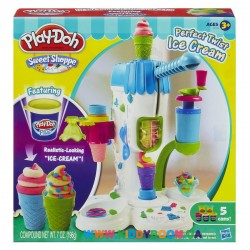 Набор пластилина Страна мороженого Play-Doh Hasbro A2104