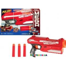 Бластер Hasbro Магнус серии Нерф Мега A4887