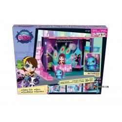 Стильный игровой мини набор Littlest Pet Shop Hasbro A7641