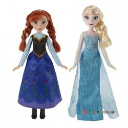 Принцесса Анна, Эльза Frosen Классическая кукла Hasbro B5161