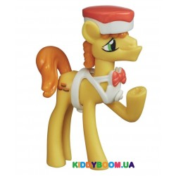 Фигурка Hasbro MLP Коллекционные пони Mr. Carrot Cake B5387