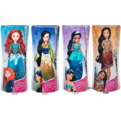 Принцесса Мулан, Жасмин, Мерида, Покахонтас. Классическая модная кукла Hasbro B6447