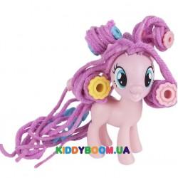 Игровой набор Hasbro MLP Пони с праздничными прическами Pinkie Pie B9618