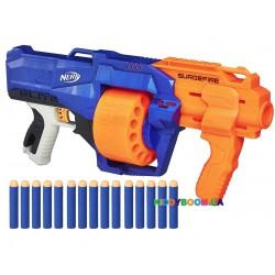 Бластер Hasbro NERF ELITE SURGEFIRE E0011
