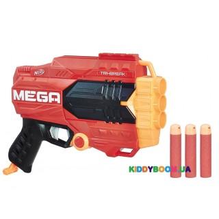 Бластер Hasbro NERF MEGA TRI-BREAK E0103