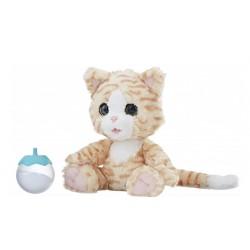 Мягкая интерактивная игрушка Накорми котенка, серия FRF Hasbro E0418