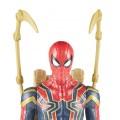 Интерактивная фигурка «Человек-паук» Power pack Hasbro E0608