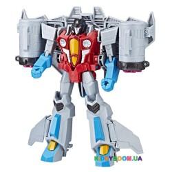 Робот - трансформер Transformers Cyberverse Starscream Hasbro E1906