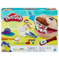 Набор пластилина Мистер зубастик Play-Doh Hasbro В5520