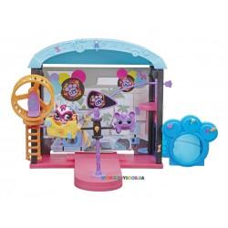 Игровой набор Парк развлечений Littlest Pet Shop Hasbro B0249