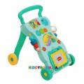 Детский игровой центр, музыкальная каталка, развивающая игрушка -ходунки Huanger HE0822/23 (музыка, свет)