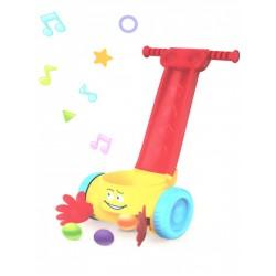 Музыкальная каталка с шариками Huanger HE0818