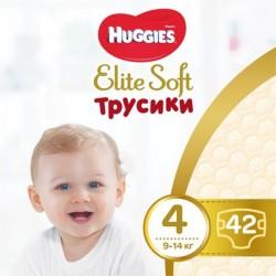 Трусики-подгузники Huggies Elite Soft Pants 4 (42 шт)