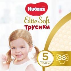 Трусики-подгузники Huggies Elite Soft Pants 5 (38 шт)