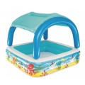 Детский бассейн с крышей BestWay 52192