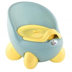 Детский горшок  кресло Pasa CM-150 Irak Plastik голубой