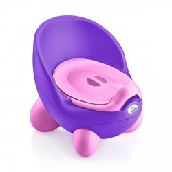 Детский горшок кресло Pasa СМ-150 Irak Plastik фиолетовый