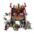 Конструктор «Храм воскресения» серия «Ninja Heroes» JVToy 16012