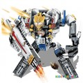Конструктор «Мегатрон» серия «Transformers» JVToy 17002