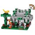 Конструктор Храм в джунглях, серия Cube Universe, JVToy 20004