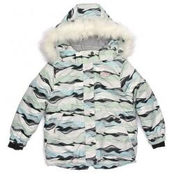 Зимняя термо куртка парка для мальчика Joiks р.104-134