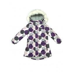 Зимняя термо куртка-парка для девочки Joiks р.122-158