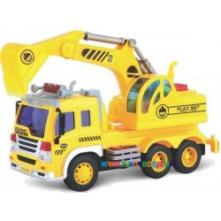 Экскаватор Junior Trucker 33026