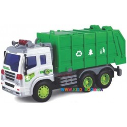 Мусоровоз Junior Trucker 33018