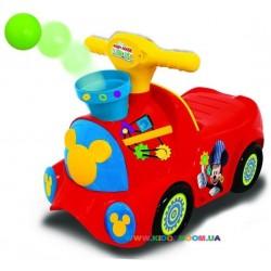 Чудомобиль Веселые шарики Паровоз Микки Kiddieland 052670