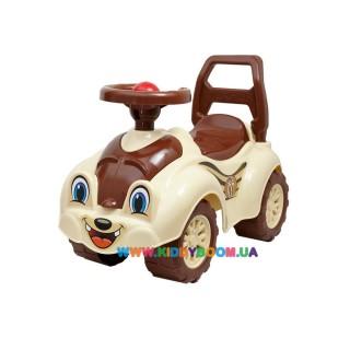 Автомобиль каталка (толокар) Бурундук Технок 2315