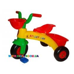 Трехколесный велосипед Киндер Байк KINDERWAY 10-001